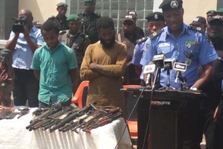 Dino Melaye gave me AK47 rifle, 2 guns to destabilise Kogi – Suspect