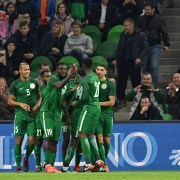 Super Eagles line-up revealed as they play Poland tonight
