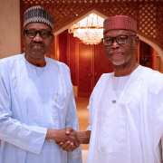 We discussed true Federalism and something more serious at the APC meeting: Oyegun