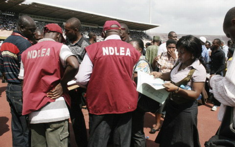 Truckload of Tramadol impounded by NDLEA in Benue