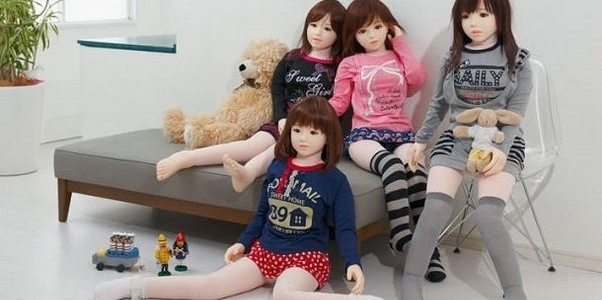Child sex dolls hit the market amidst widespread criticisms