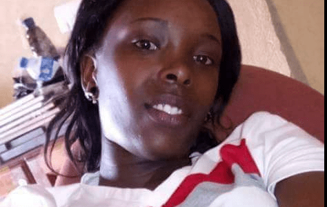 Lecturer suspended after female student takes his picture performing oral sex on her(photo)