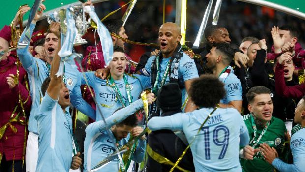Man City win the Premier league after Man U lose to West Brom