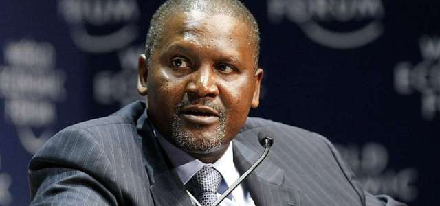 Gunmen kill Dangote Cement's Indian manager