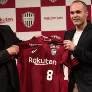 Andres Iniesta: Barcelona legend 'had a lot of offers' before signing for Japan's Vissel Kobe