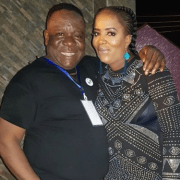 Mr Ibu celebrates 3rd wedding anniversary with his wife