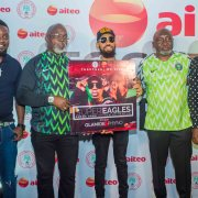 Aiteo Magic and Super Eagles New Theme Song