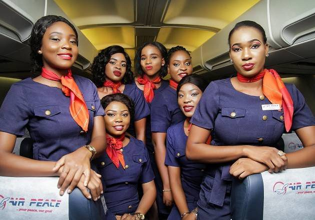 Gender Equality: Air Peace to operate historic all-female flights July 5