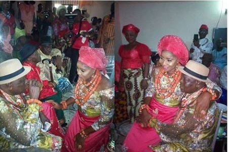 Chief Ibori dies four months after marriage