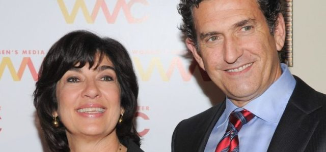 CNN's Christiane Amanpour & husband divorce after 20 years