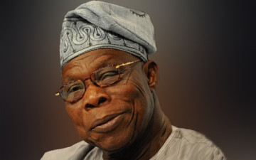 Fayose only impresses illiterates and fools: Obasanjo