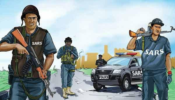 SARS operatives allegedly kill young man for smoking weed