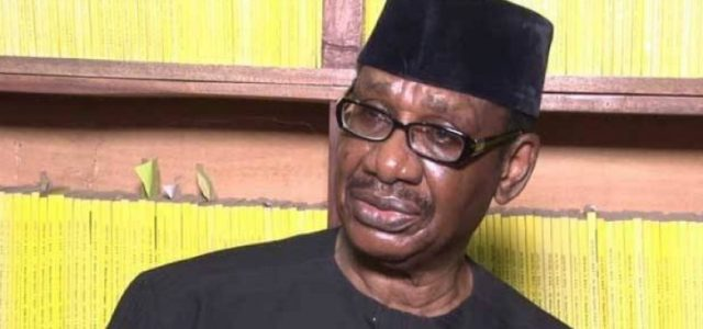 Adeosun is too brilliant, she doesn't need NYSC: Itse Sagay