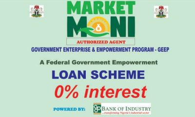 31, 594 businesses receive MarketMoni interest-free loan in Lagos