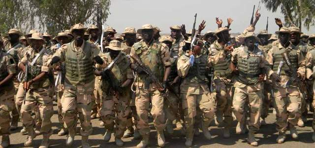 Army releases statement on Maiduguri Airport soldiers' riot