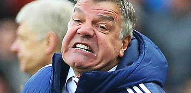 Allardyce blasts Emery after Arsenal lost 0-2 to Man City