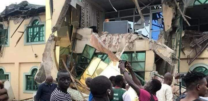 PDP condemns the demolition of Yinka Ayefele's N800m radio station