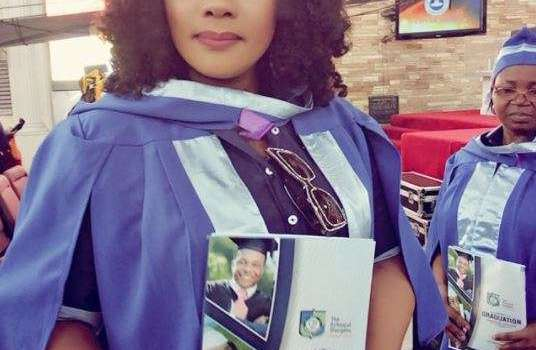 Veteran actress bags postgraduate diploma in pastoral and leadership course (photos)