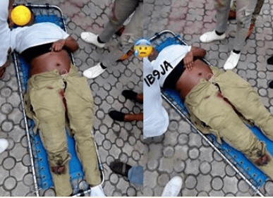 Female Youth Corps member knocked down by a reckless driver is dead