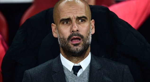 Man City are out of cash: Guardiola