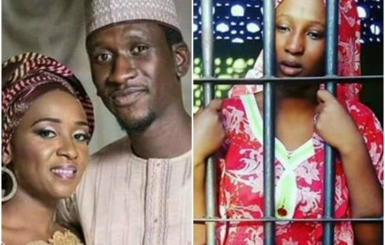 Alleged husband killer, Maryam Sanda gives birth in prison