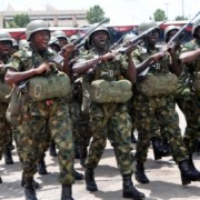 Women protest nude in Plateau community as Military expands its search for missing General