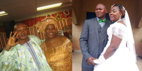 Nigerian Pastor abandons wife in Canada, marries lady he introduced as his sister
