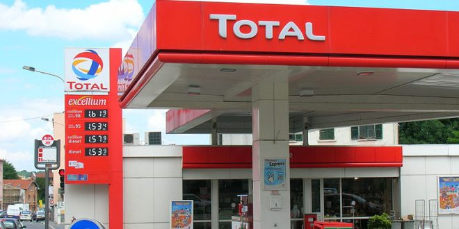 Total filling station commended for swift response to fuel leakage