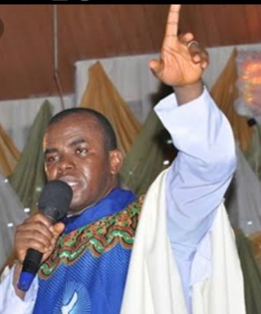 Buhari is 'Change', but Atiku is 'Bureau de Change'- Fr Mbaka