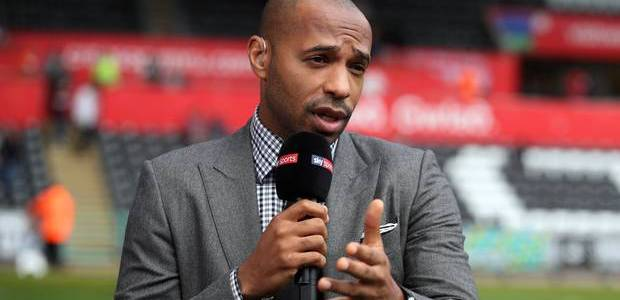 Thierry Henry: Monaco appoint former Arsenal striker as head coach