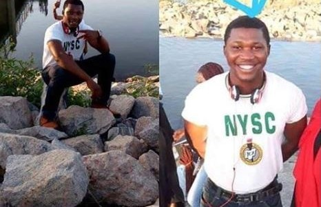 NYSC member meets his end while celebrating end of service year