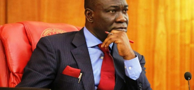 Ekweremadu's defection from PDP to APC in a matter of days: Daily Sun