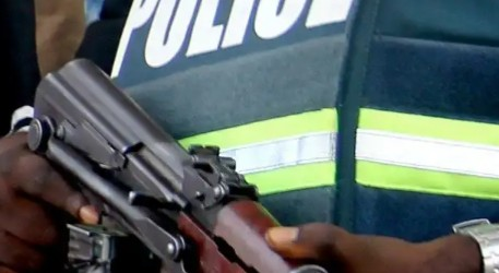 Police end reign of notorious robbery kingpin in Delta.