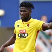 Nigerian striker, Isaac Success signs new five-year deal with Watford