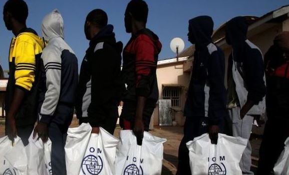 121 Nigerians return from Libya – NEMA