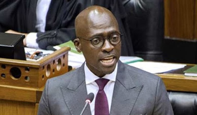 South African minister, Malusi Gigaba resigns amid sex tape scandal