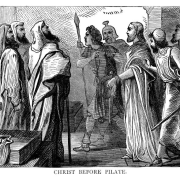 Pontius Pilate's ring is discovered