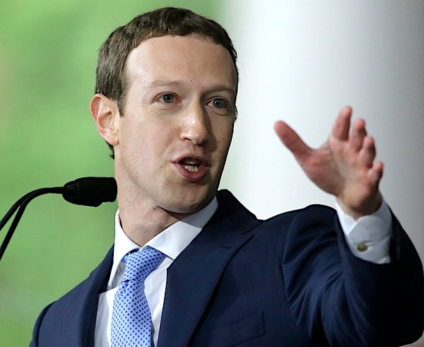 I am not resigning from Facebook: Zuckerberg