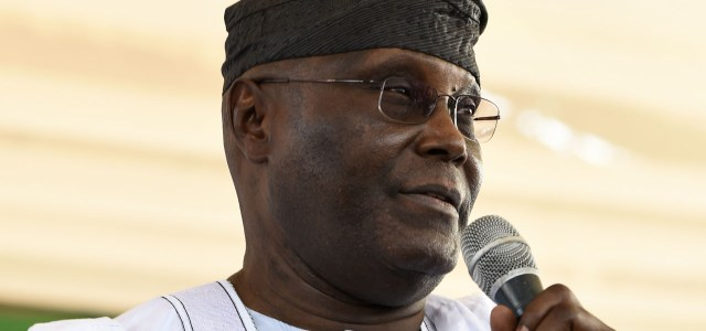 Atiku pledges national unity government, rules out government by cabal