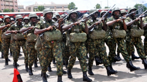Nigerian Army has committed crimes against humanity: ICC