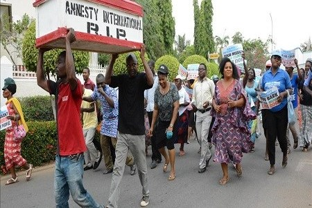 Amnesty International is trying to destabilize Nigeria: Army