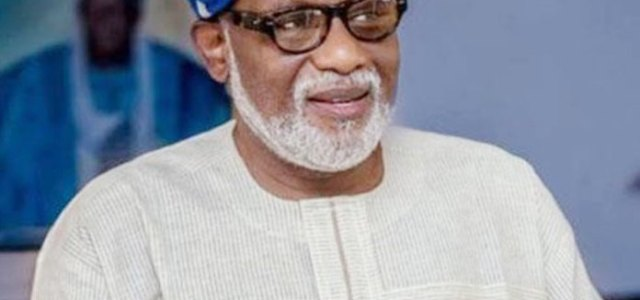Gov Akeredolu removes all 18 Ondo LG chairmen and appointed interim ones