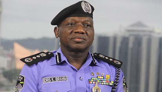 233 policemen arrested for corruption