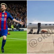 Lionel Messi buys new private jet worth $15 million