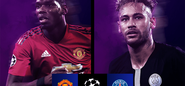 UCL knock-out draw: Man U to face PSG