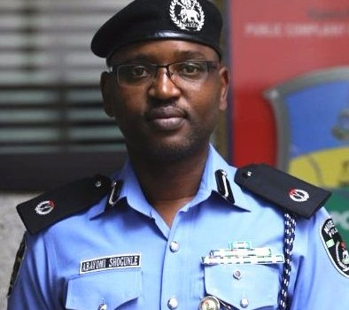 Having sex in a car is not illegal in Nigeria: ACP Shogunle