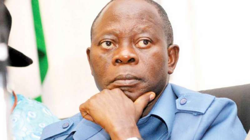 Once you join APC, all your sins are forgiven - Adams Oshiomhole