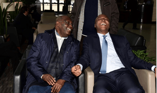 Atiku meets US congressman in Washington DC(photos)