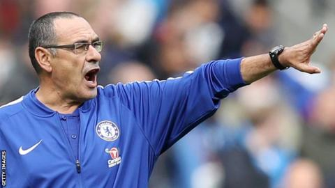 Sarri criticizes the VAR after controversial penalty in Carabao Cup