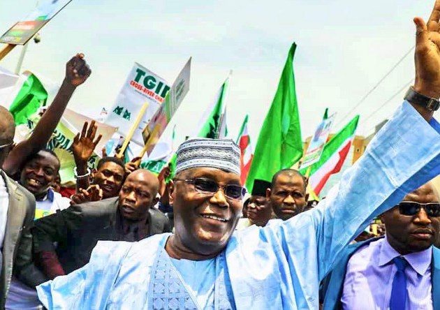 Today's Echo Exclusive: How Atiku may win the 2019 presidential election